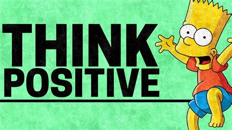 Think Be Positive think positive www pixshark images galleries with
