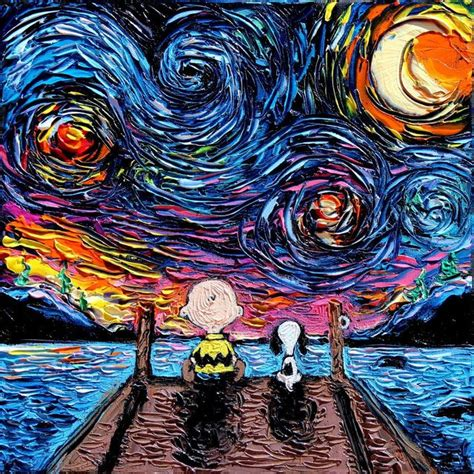 the most famous paintings van gogh s most famous paintings meet pop culture icons