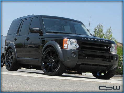 land rover lr4 white black rims gloss black 22 quot inch stormer rims wheels tires fits range