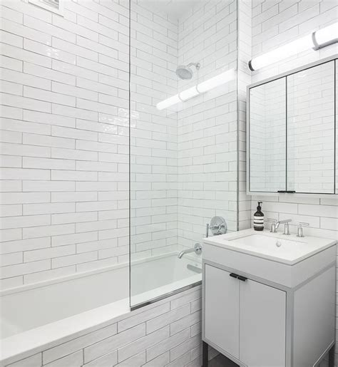 White Bathroom Wall Tiles by 210 Best Bathroom Wall Pattern Tile Ideas Images On