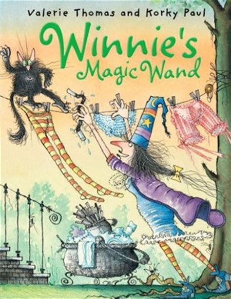 the bruja books winnie s magic wand by valerie reviews