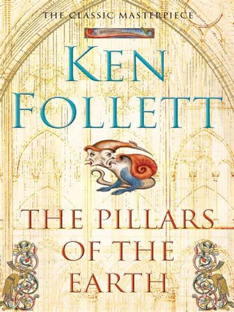 the pillars of books bee s buzz awol pillars of the earth by ken follett