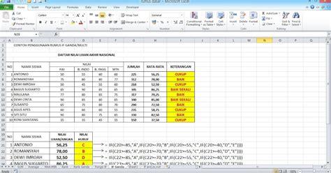 cara tutorial excel 2010 pondok microsoft office cara mudah menilkan halaman