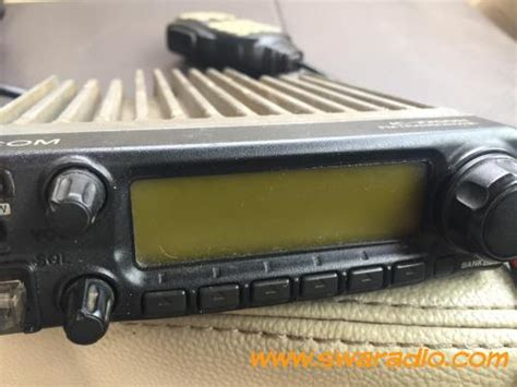 Bracket Icom 2200 Alinco Dr135mk3 Lokal dijual icom 2200 silver sav 36 radio xtramic hm133 bracket