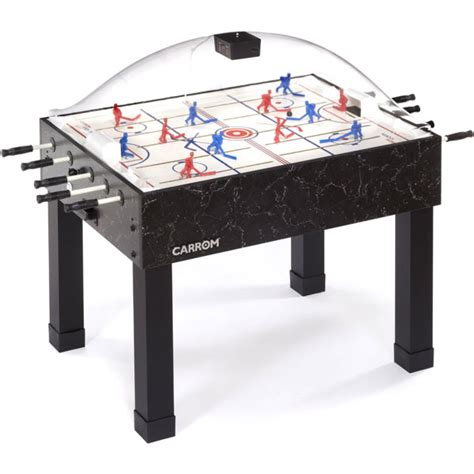 carrom elite stick hockey table carrom super stick hockey table table hockey shop