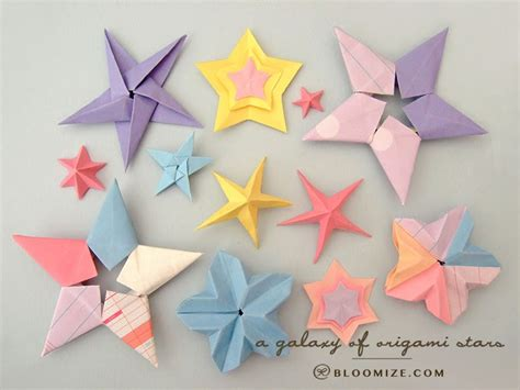 Origami List - diy craft list origami