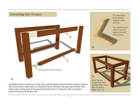 pdf diy coffee table plans clothes dresser