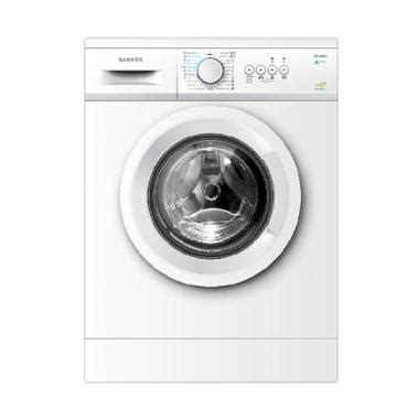 Mesin Cuci Sanken Top Loading jual sanken mesin cuci front loading sfl 6600e gratis