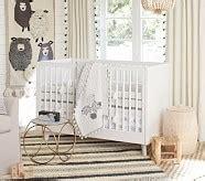 Set Emily Kid 2w Black White emily meritt black and white nursery pottery barn
