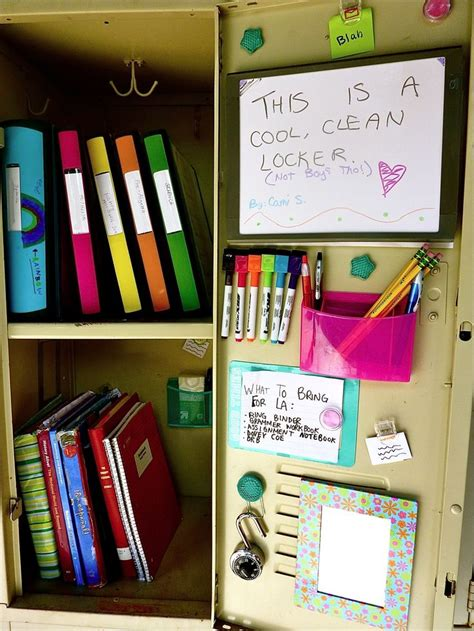 cute themes for school easy diy locker decorations ideas for teenagers