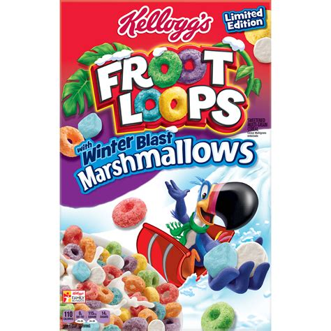 fruit loops cereal the gallery for gt fruit loops cereal box back