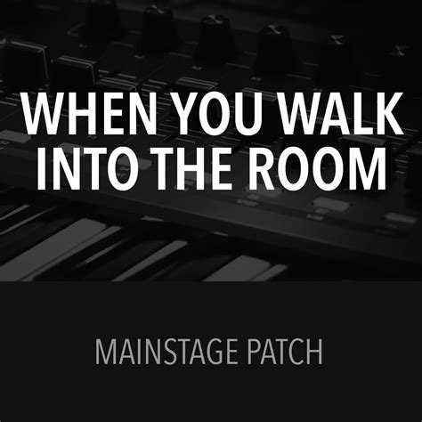 walk into the room when you walk into the room collaborate worship