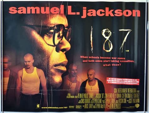 187 Poster Genres 187 Thriller - 187 original cinema movie poster from pastposters com