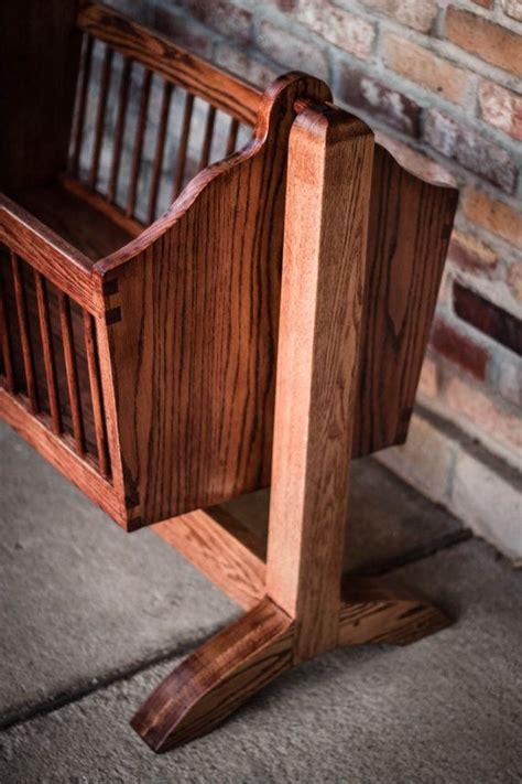 Handmade Wooden Cradle - best 25 baby cradles ideas on