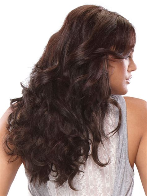 easy hairstyles for thick wavy hair 15 stunning hairstyles for thick wavy hair olixe style