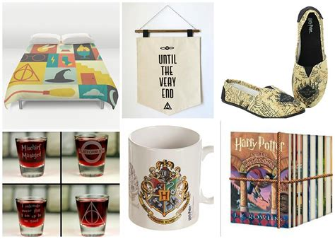 Geek Gifts Chapter Two: Doctor Who, LOTR, Harry Potter   Our Nerd Home