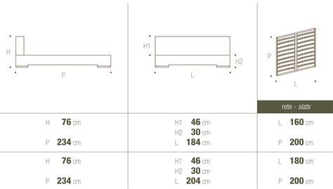 dimensioni di un letto matrimoniale tecasrl info misure di un letto matrimoniale design