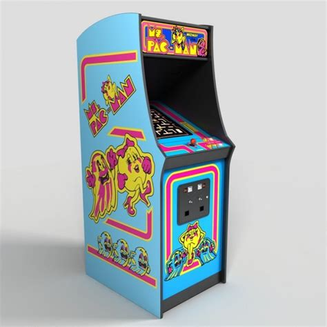 ms pacman arcade cabinet usgamer community question what was your first video game