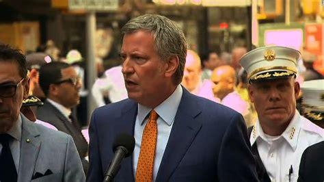 New York City Criminal Record New York City Mayor De Blasio Suspect Has Criminal Record Istackr