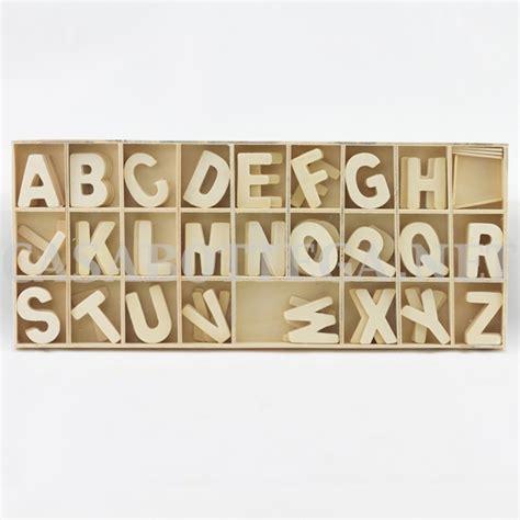lettere in legno brico set alfabeto lettere gioco didattico