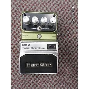 New Series Digitec used digitech hardwire series cm2 overdrive effect pedal guitar center