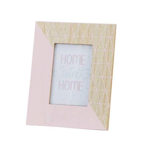 maison du monde cornici cornice 10x15 grafica rosa maisons du monde