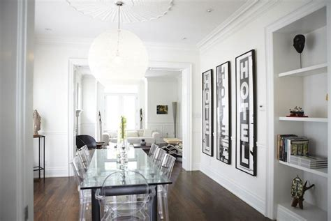 Ghost Chairs In Dining Room Captain Dining Chairs Design Ideas
