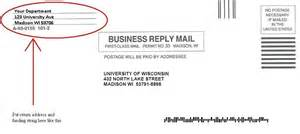 Business Reply Mail Template Gallery For Gt Envelope Address Template
