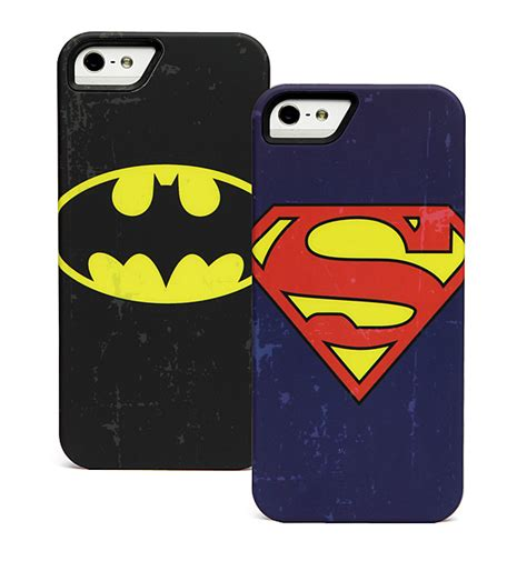 Casing Iphone 5 5s Superman L0141 dc comics distressed emblem iphone 5 cases