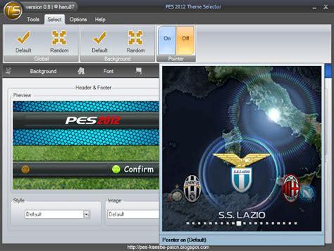 psp themes sharingan pes 2012 theme selector 0 8