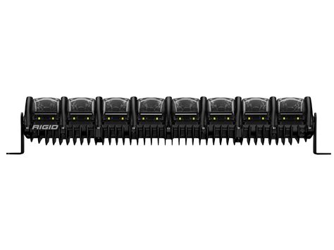 Rigid 20 Led Light Bar Rigid Industries 20 Quot Adapt Road Led Light Bar 22041