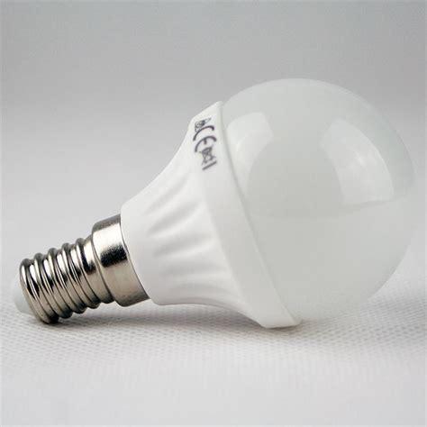 Led Leuchtmittel 230v by E14 Led Leuchtmittel Tropfenle Gl 252 Hbirne 230v E 14