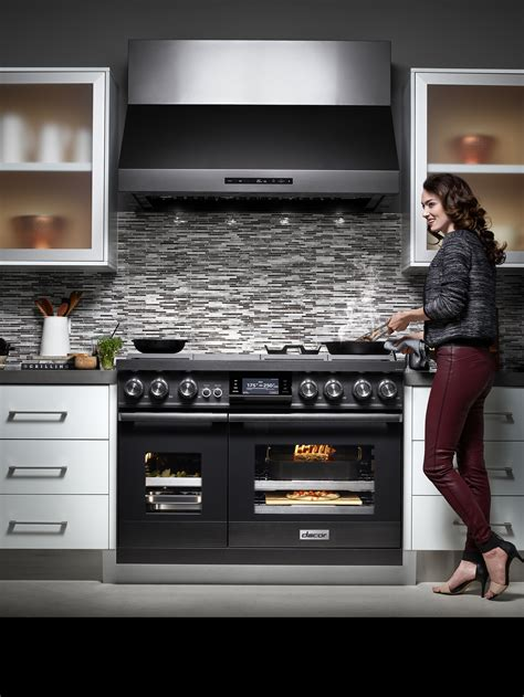Design Virtual Kitchen Dacor Introduces The Modernist Collection Of Luxury