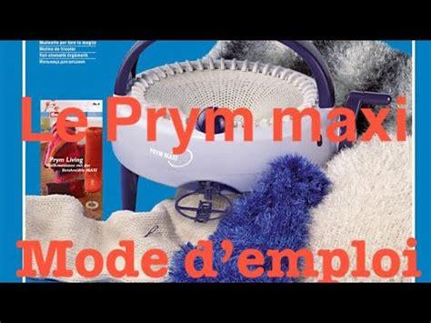 Tricotin Mode D Emploi by Tricotin Semi Automatique Prym Mode D Emploi