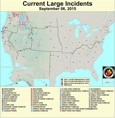 active fire mapping program 1000 images about 2015 fire season on pinterest