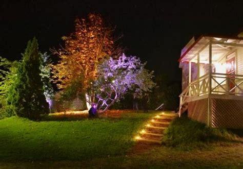 luces de jardin decoracion de jardines con luces