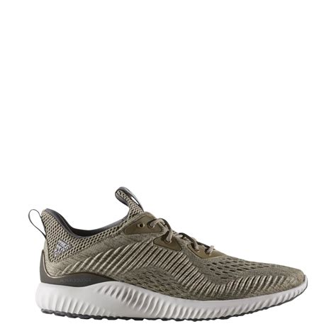 adidas alphabounce em adidas mens alphabounce em in olive excell sports uk