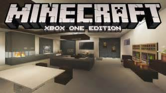 Interior Design Ideas For Living Room And Kitchen minecraft xbox 360 amp ps3 modern house interior design