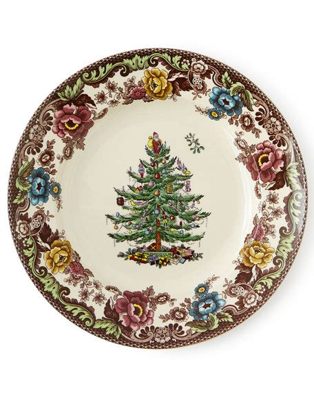spode 5 piece christmas tree grove dinnerware place setting
