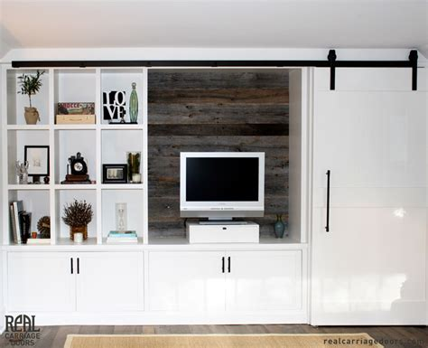 tv cabinet with sliding doors to hide tv treasures how to hide your tv