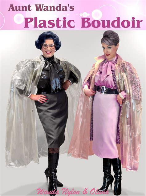 aunt wandas plastic salon aunt wanda s plastic boudoir aunt wanda olivia soren
