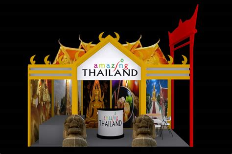 booth design thailand thailand booth by jan claesz monta 241 a at coroflot com