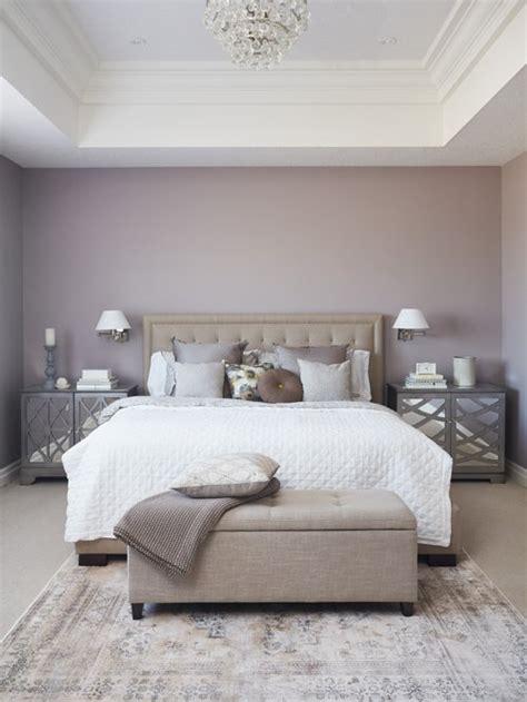 bedroom design ideas remodels   purple walls