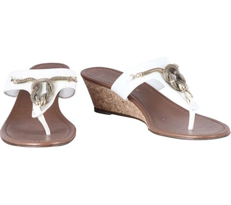 Charles N Keith Wedges charles and keith white sandals