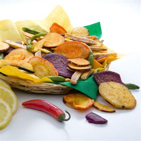 The Kripps Veggie Fruit Chips baked veggie chips with chili lemon murray family farms
