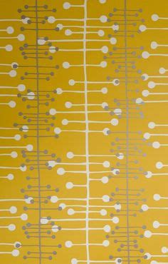 mustard and grey wallpaper john lewis 50 180 s and 60 180 s style interior on pinterest mid century