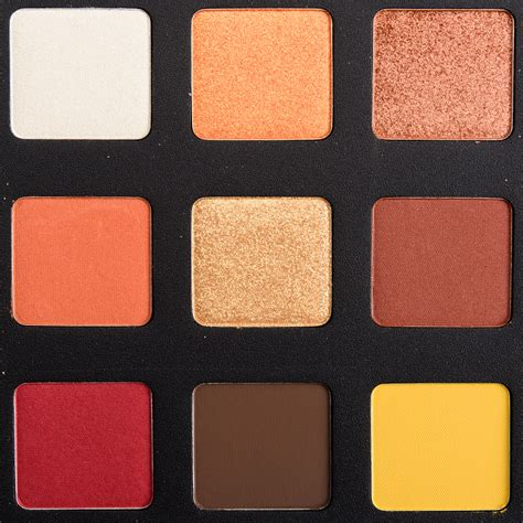 Denona Sunset Palette denona sunset eyeshadow palette review photos swatches