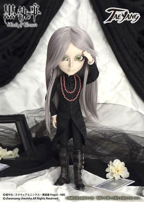 black doll 2015 une poup 233 e taeyang pour undertaker de black butler 17