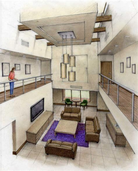 arquitectura de interior othon arquitectos perspectivas interiores