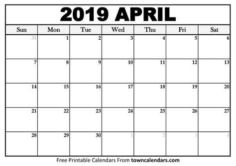april appointment calendar printable printable